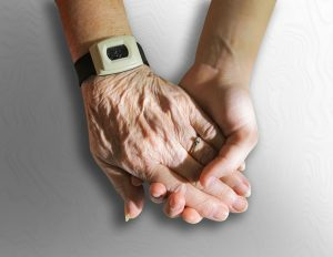 hiring a caregiver from a home support agency